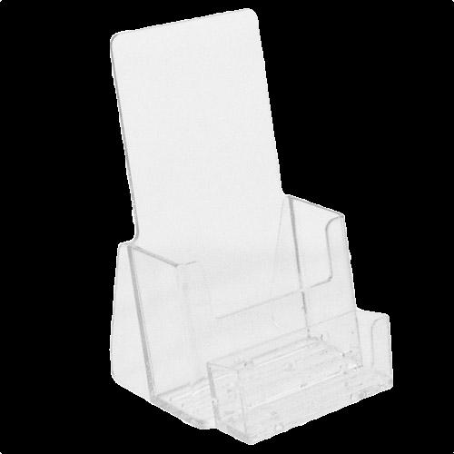 C4 combo countertop model single pocket tri fold brochure holder c4 combo countertop model single pocket tri fold brochure holder business card holder combination colourmoves